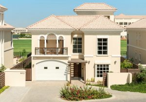 Four BR Villa with Polo View
